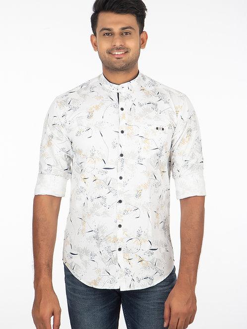 Printed Kurta Style Full Sleeve - 308