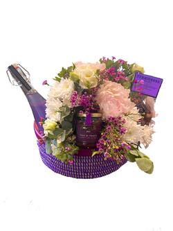 Panier fleuri 2