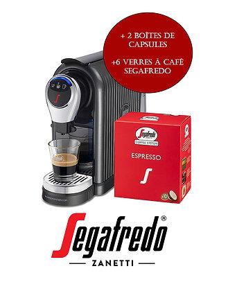 Segafredo-Machine à Café