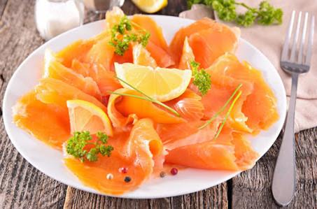Le saumon Fumé, La douceur venant des mers
