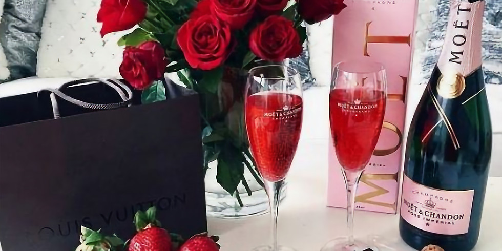 Visualisation Masterclass (w Champagne & Strawberries) - in support of Destiny Rescue