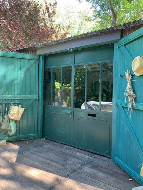 La cabane de L'épicerie de Vénat