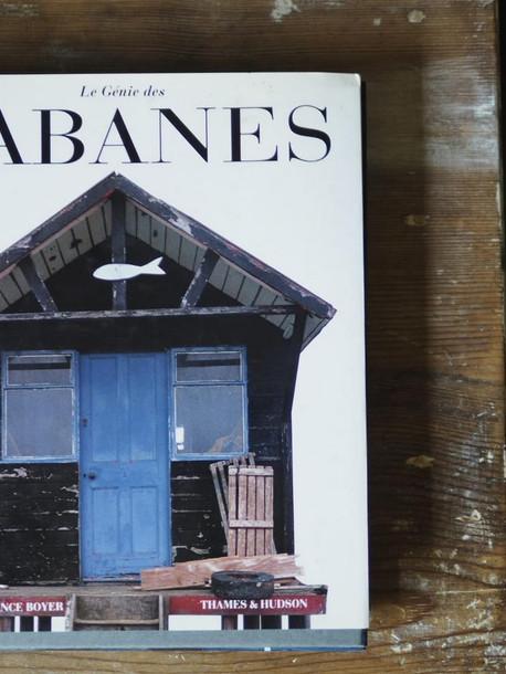 livres sur les cabanes