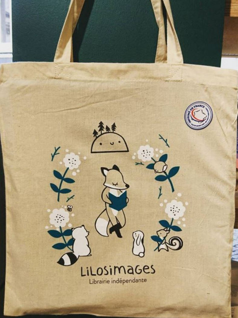tote bag Lilosimages