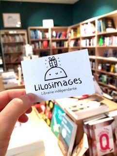 carte de visite de Lilosimages