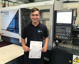 Callum Willets 1st year Apprenticeship p
