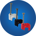 Unifix style Cable Clips