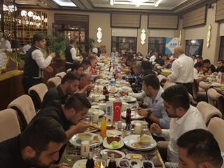 Ankara İftar Yemeği