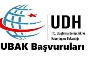 2019 Yılı UBAK İzin Belgesi Değerlendirme Listesi Yayımlanmıştır
