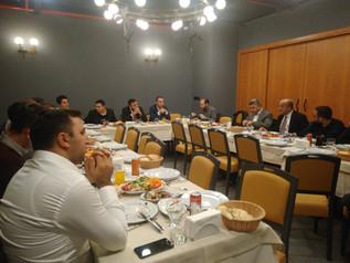 AND-DFDS Ro-Ro Çalışma Grubu ilk toplantısını yaptı...