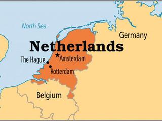 Hollanda'da Ağır Yük Taşıyan Araçlar İçin Çevresel Bölge Uyarısı