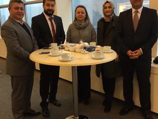 Ulaştırma ve Lojistik Meclisi Koordinasyon Toplantısı Ankara' da yapıldı.