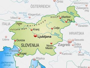 Slovenya'dan Geçiş Yapacak Tır Ve Kamyon Şoförlerinin Dikkatine