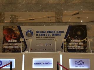 VI. Uluslararası Nükleer Santraller Zirvesi İstanbul' da Gerçekleştirildi.