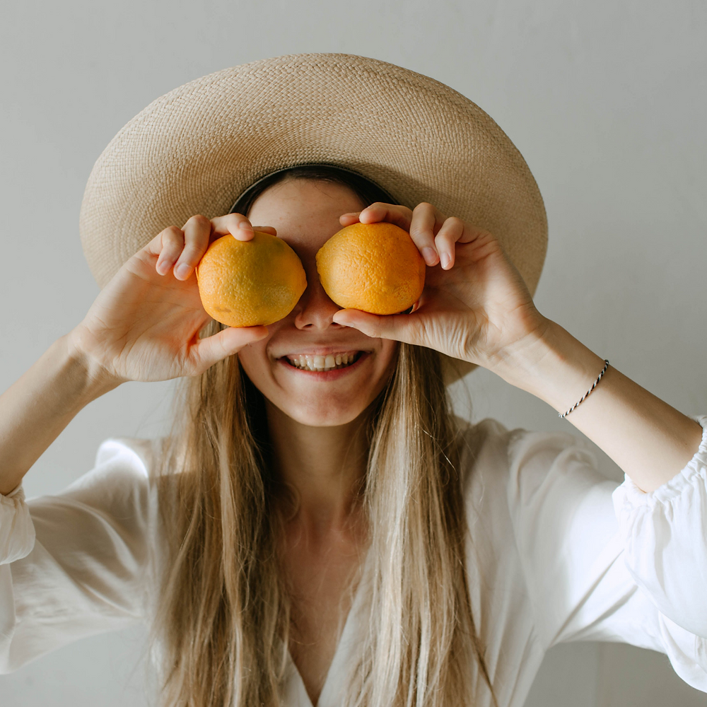 Foods that help fight depression and increase your happiness