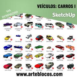 Veículos - Carros II
