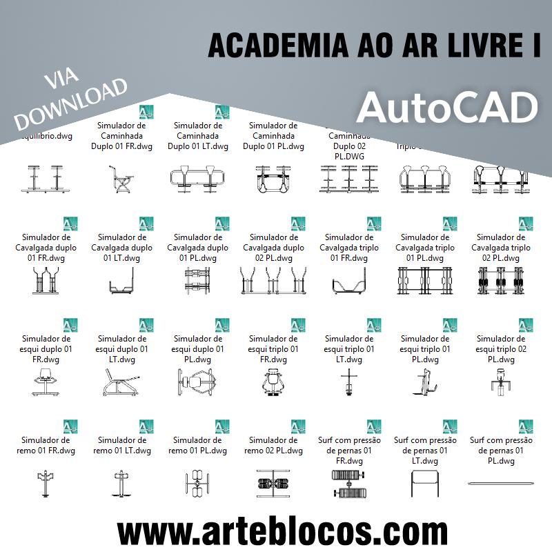 Academia ao ar livre I