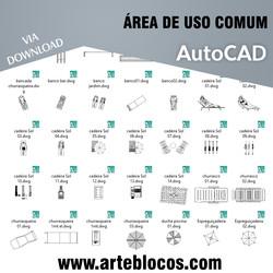 Área de uso comum