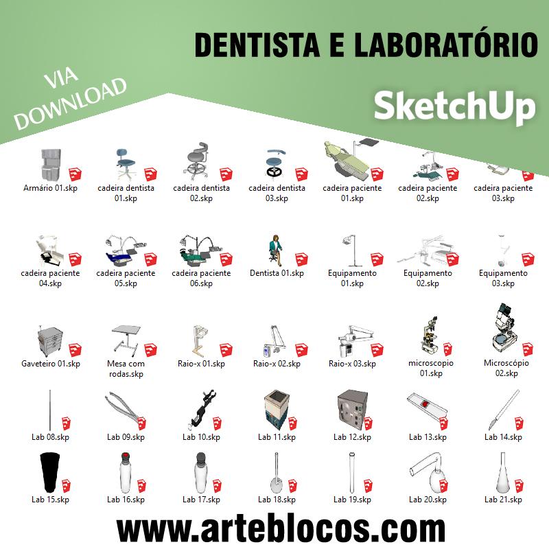 Dentista e laboratório
