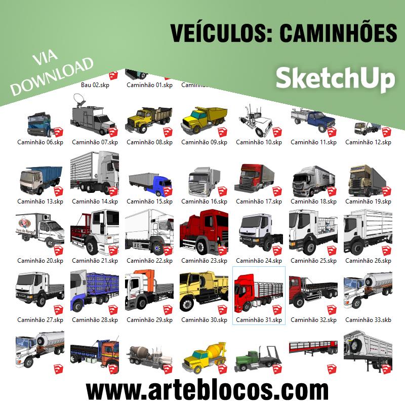 Veículos - Caminhões