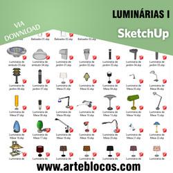 Luminárias I