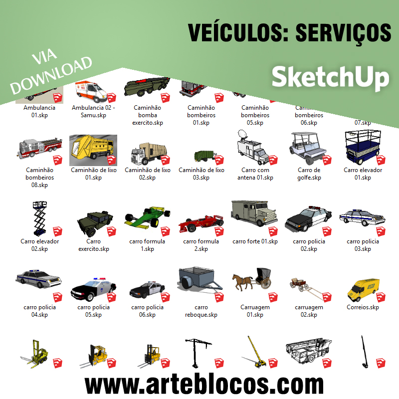 Veículos - Serviços