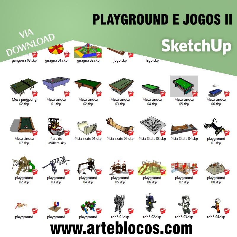 Playground e jogos II
