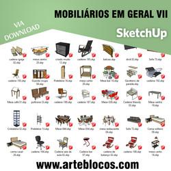 Mobiliário em geral VII