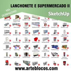 Lanchonete e Supermercado II