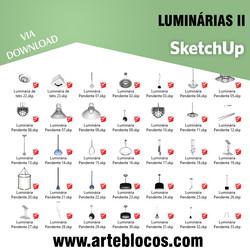 Luminárias II