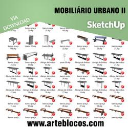 Mobiliário urbano II