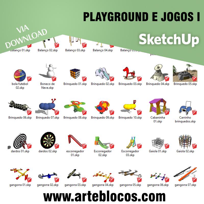 Playground e jogos I