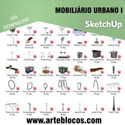 Mobiliário urbano I