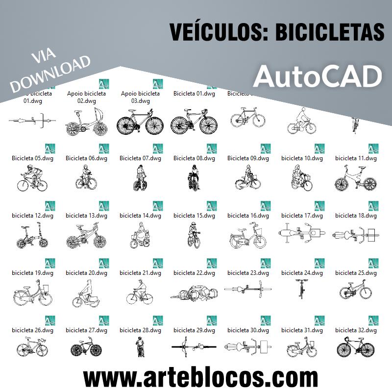 Veículos - Bicicletas