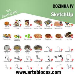 Cozinha IV