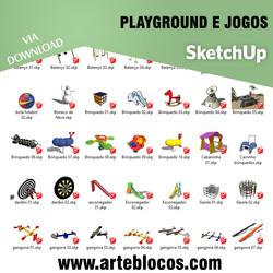Playground e jogos