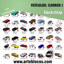 Veículos - Carros I