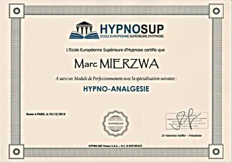 Capture_Certificat_Module_Hypnose_Analgé
