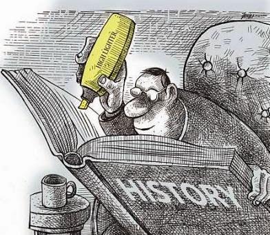 O historiador e o homem de negócios