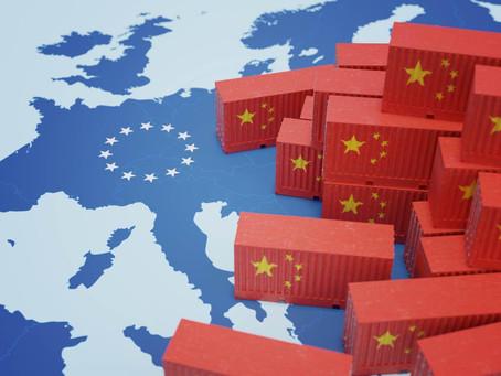 As relações comerciais da Europa com a China no pós-pandemia