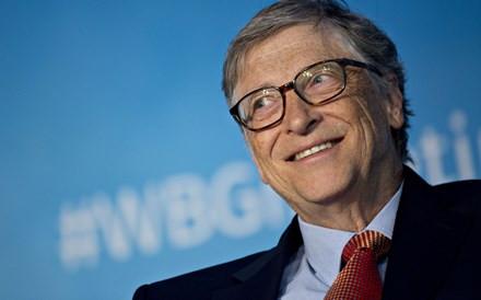 Bill Gates parece ter as respostas às perguntas mais desafiantes