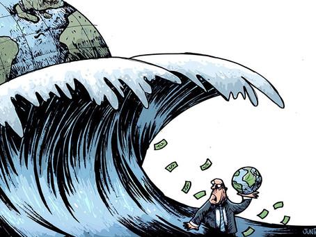 A crise climática e os seus paradoxos