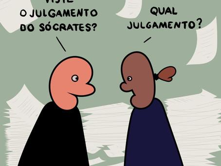 O Não-Julgamento de Sócrates