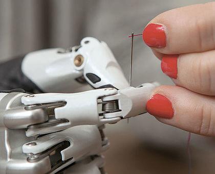 Biónica: o futuro na palma da mão