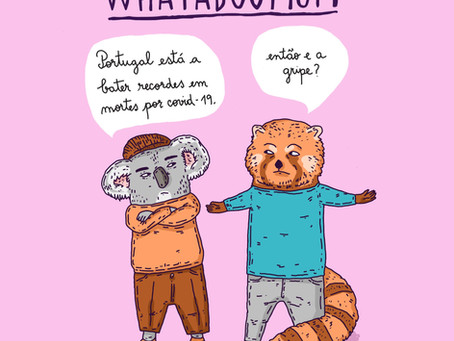 """Cataestrófica  - """"Whataboutism"""""""