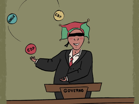 Governo em malabarismos económicos