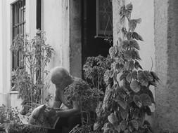 Lisboa a preto e branco
