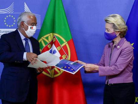 A despedida da presidência portuguesa do Conselho da União Europeia
