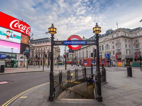 Londres em pandemia