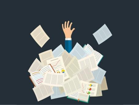 A sociedade do excesso de informação
